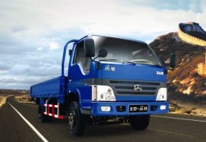Carro ligero Euro3 diesel de 5 toneladas