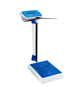200kg Digital Weight e Height Scale Zzjkh-02