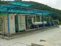 Газ Pretreatment System Used в электростанциях