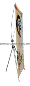 Y Tipo X Banner Stand (FZS-X-24)