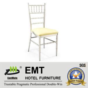 Chaise gentille de Cheltenham d'armature en bois de couleur (EMT-803)