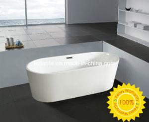 Bañera libre del cuarto de baño con el tipo simple (LT-JF-8146)
