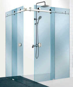 Encaixe da porta deslizante do banheiro (FS-011)