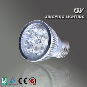 4*1W projecteur de la puissance élevée GU10/E27 LED (JY-S042)