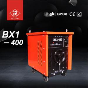 Máquina de soldadura elevada do arco do dever (ZXE1-400B)