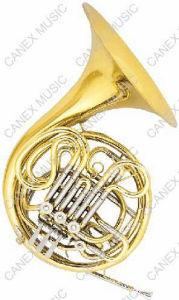 4-Keys Double Horn francês (FH-40L)