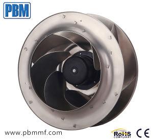 ventilateur centrifuge vers l'arrière incurvé de la CEE de 400mm pour le refroidissement