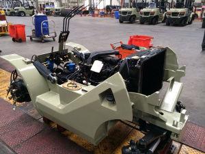 De elektrische Vrachtwagen van de Pallet 1.5T