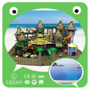 École Play Centre Indoor Soft Playground avec du CE Certificate Approved