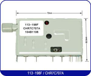 Alta calidad TV Tuner 113-198F CHR7C707A