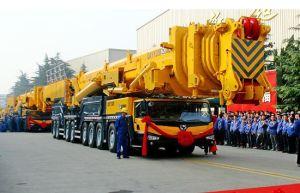 XCMG 1200トンすべての地勢クレーンクレーン車(QAY1200)  XCMG 1200トン