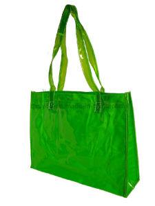 Relativo à promoção recicl a compra Bag-21 do Tote do PVC