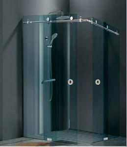 Vidro de Frameless que desliza a tela do chuveiro Door/Shower Enclosure/Shower (FS-015)