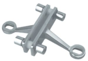 China Supplier de Stainless Steel Spider (FS-2612)