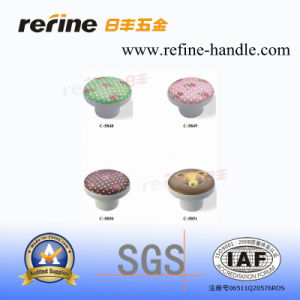Molettes en céramique de matériel de meubles (C-5848, C-5849, C-5850, C-5851)