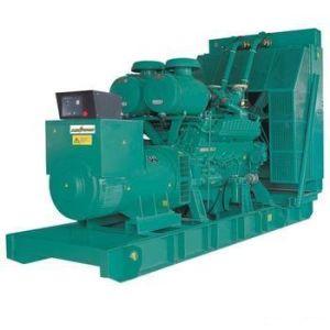 Сила тепловозного генератора малая