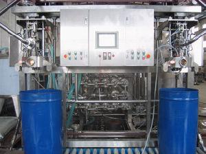 Máquina de enchimento asséptico