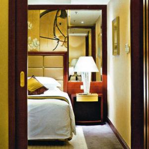 Meubles de première qualité de chambre à coucher d'hôtel réglés (EMT-C1202)
