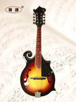 Mandoline à haute teneur d'instrument de /Musical de mandoline