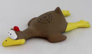 Hundeschreiendes Huhn-Spielzeug, Haustier-Spielzeug