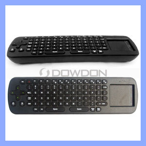 2.4G Wireless Keyboard mit Touchpad für Smart Android Fernsehapparat Universal Keyboard (RC-122)