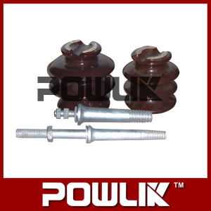 tipo isoladores do Pin da porcelana 11kv (PW-11-Y)