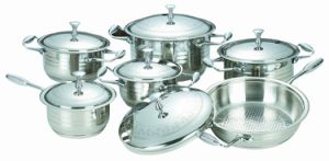 Cookware réglé (SYC1232)