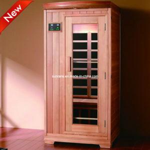 De hete Cabine van de Sauna van Nfrared van de Verkoop (SR123)