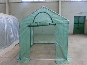 Jardim Greenhouse da qualidade com PE Cover