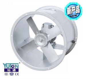 Ventilateur axial à hautes températures et étanche à l'humidité (Gws)