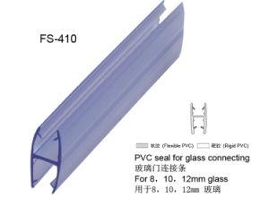 Tira da selagem do PVC da alta qualidade para a porta do chuveiro