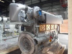 Большая емкость Avespeed N6170 385kw/524HP нагружать тепловозные морские двигатели