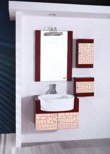 浴室用キャビネット/PVCの浴室用キャビネット(2071年)
