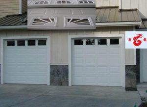 Garage de controle remoto Door com Windows