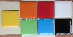 Taille pure de petite taille In150X150mm de tuile de mur de couleur