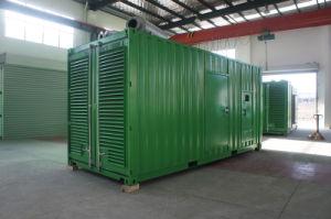 (400KW) тепловозный комплект генератора 500kVA