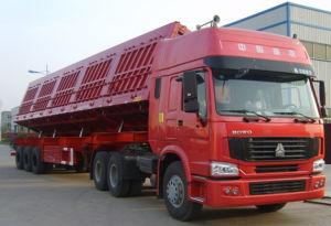De Partij die van de Levering 20t-100t van de Fabrikant van China Semi Aanhangwagen (SKW9405ZZX) tipt