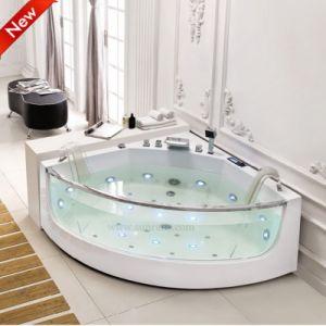 Mini vasca da bagno di vetro poco profonda gonfiabile - Vasca da bagno profonda ...
