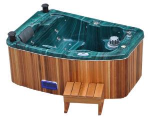 2 personnes mini spa ext rieur baignoire de massage jcs for Spa 2 personnes exterieur
