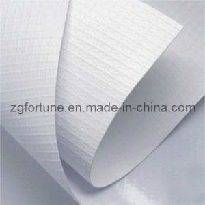 Tamanhos lustrosos da bandeira do cabo flexível do PVC Fronltit