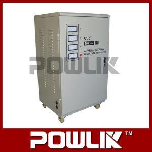 Estabilizador da tensão/regulador de tensão automáticos 40kVA