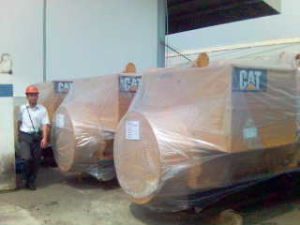 Continuous 1.8MW Cat Gas Generator Sets