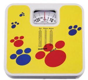 Famiglia Type 130kg Bathroom Scale