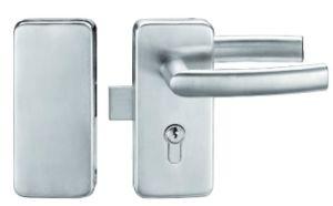 Fornecedor de China do único fechamento de porta de vidro (FS-233)