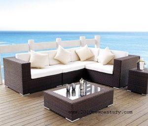 meuble sofa exterieur