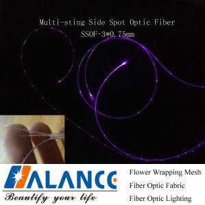 Het plastic Licht van de Optische Vezel voor Kroonluchter (SSOF-3*0.75mm)