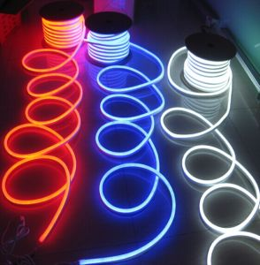 Tube led flexible voiture