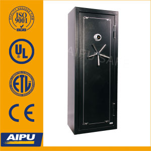 Gun ignifuge Safe 16gun/UL Listed Lagard Combination Lock/59.1 X22 X16 (GS5922C-1928S)