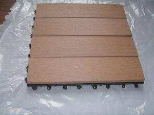 Telhas da plataforma da plataforma Tiles/WPC DIY de Ocox DIY (300*300mm)