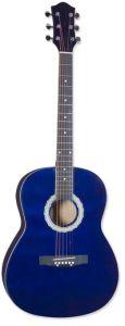 Guitare acoustique acoustique de catégorie de guitare électrique/peuplier (CMAG-120-39)